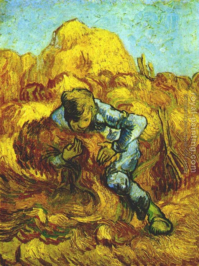 Vincent Van Gogh : The Sheaf-Binder